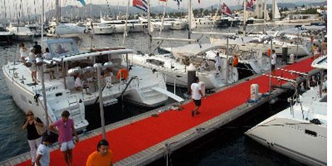 "100 tekneli ""Bodrum Yacht Show"