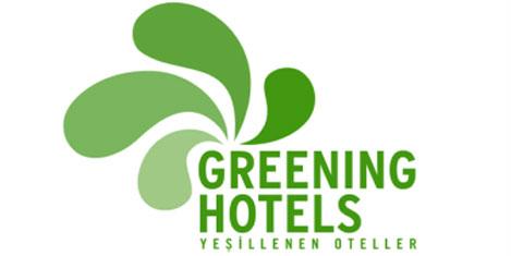 """""""Otellerde 'yeşil' seferberliği"""