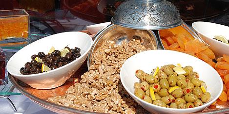 Novotel'de 101 çeşitle iftar