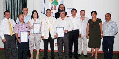 Skal Antalya'da yeni üyeler