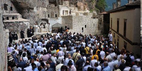 Türkiye turizm rekoru Trabzon'un