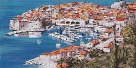 Güneydoğu Avrupa'da turizm