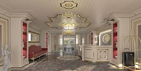 'Yalova Termal Otel'i canlandı