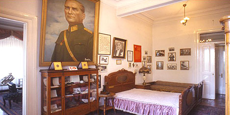Atatürk'ün eşyaları ne olacak?