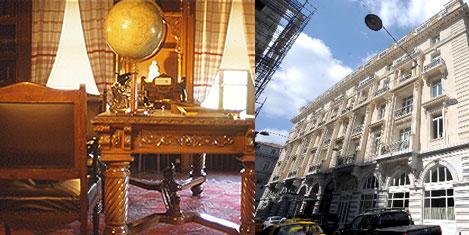 Tarihi Pera Palace Hotel açıldı