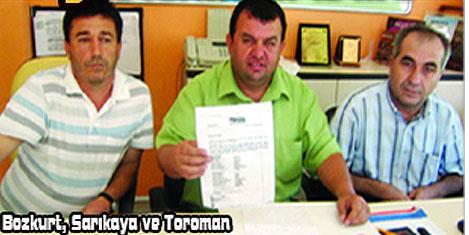 TÜRSAB Alanya'da garip istifa