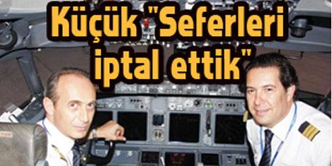 Bora Jet'te Gazipaşa seferleri iptal