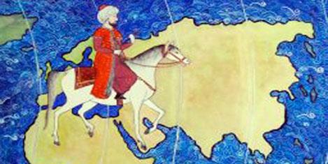 Evliya Çelebi'ye ait harita bulundu