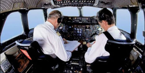 THY'nin Yunan Pilotları mutlu