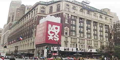 Macy's, Ali Sami Yen'i istiyor