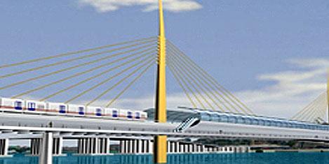 Haliç Köprüsü silueti bozmayacak