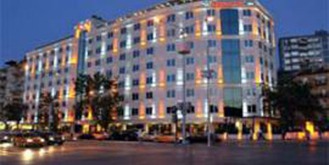 Doubletree Hilton Ankara açıldı