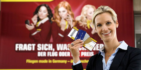Germanwings, Lufthansa işbirliği