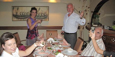 Skal Marmara iftar yemeği verdi