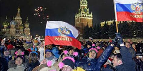 Moskova'da gece içki yasak