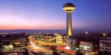 Başkentlerde Ankara turist fakiri