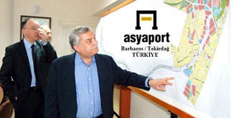 Asyaport'a 400 milyon $ yatırım
