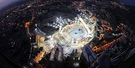 Mekke'ye 500 otel inşa edilecek