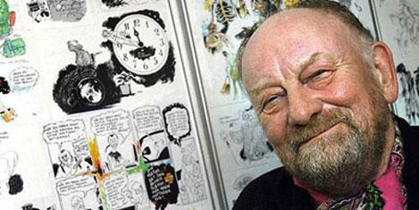 Kriz çıkaran karikatüriste ödül