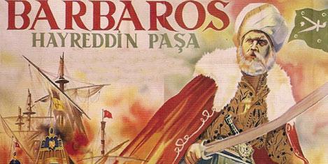 Barbaros'un hayatı, çizgi film!