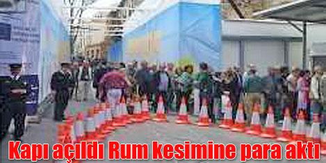Türklerden Rumlara 170 milyon TL