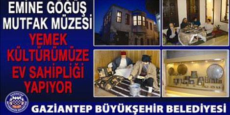 Gaziantep'teki müzelerde rekor