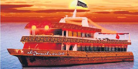 Ağaoğlu, cruise kapattı