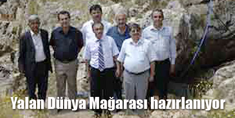 Yalan dünya mağarası turizmde