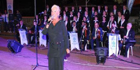 Bozcaada'nın kurtuluşu konseri