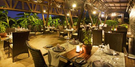 Poseidon Restoran'da lezzet