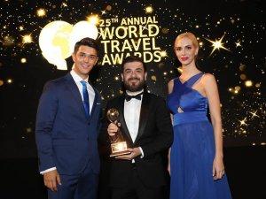 Dünya Seyahat Ödüllerinde Türkiye'ye ödüller yağdı