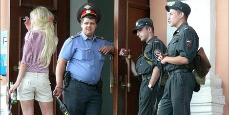 Rusların %40'ı, aşırı sarhoş
