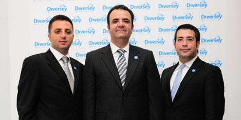 Diversey'den güvenlik yatırımı
