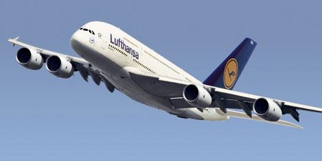 Lufthansa ile San Francisco