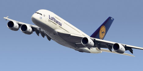 Lufthansa'nın iPhone'una ödül