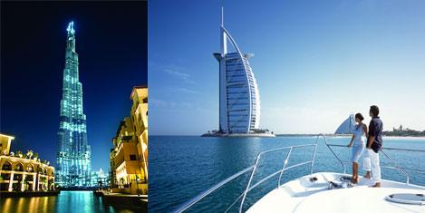 Emirates'te Dubai bileti 299 Euro