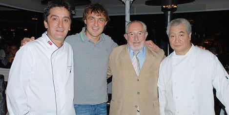 Fransız aşçı Türk mufağı için geldi