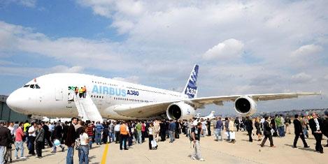 Airbus'in yeşil havacılık yarışması