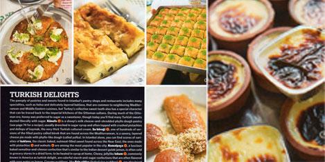 ABD'de Türk Mutfağı tanıtıldı