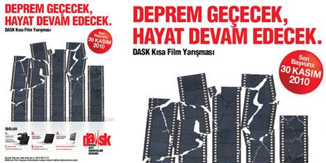 DASK Kısa Film Yarışması uzadı