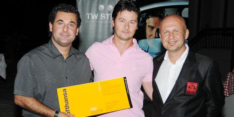 Lufthansa'dan Golf'e destek