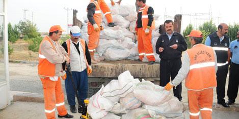 Van'da 9 ton kaçak et ele geçirildi