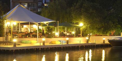 Göksu Marine Restaurant keyfi