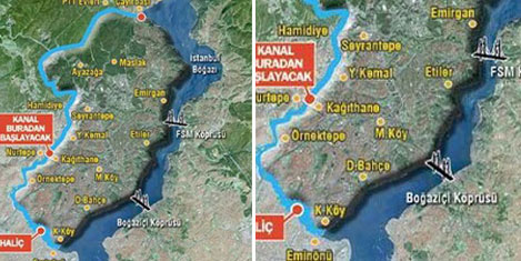 İstanbul'a Manhattan yaratılacak