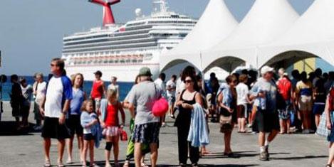 Dünyada kruvaziyer turizmi büyüdü