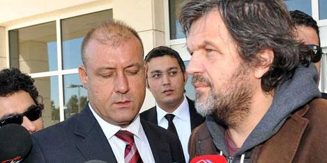 Yönetmen Kusturica, Antalya'da