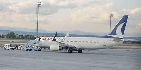 Anadolu Jet, 4 yeni noktaya uçuyor