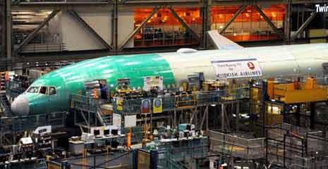 THY, Boeing 777 uçağına kavuştu