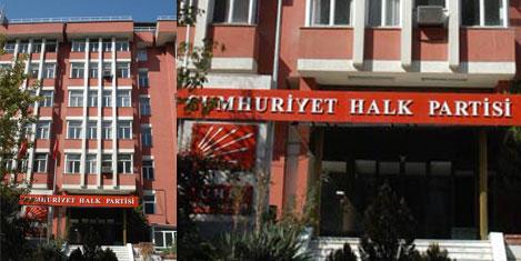 CHP'nin tarihi binası satılıyor