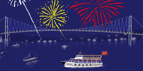 Armada ile Cumhuriyet denizde